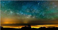 震撼心灵的星空摄影