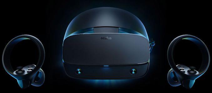 Oculus发布Rift S,与联想联合设计,春季发售