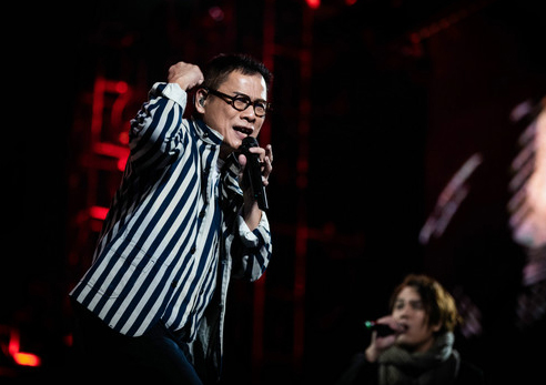 罗大佑6月8日北京开唱 万人合唱热血工体
