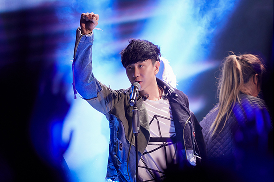 """林俊杰""""圣所""""巡演 《进阶》MV 3/22重磅上线"""