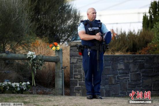 新西兰警方:枪击案全部50名罹难者身份确认终了