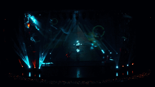 3D科幻舞台剧《三体II:黑暗森林》即将全球首演