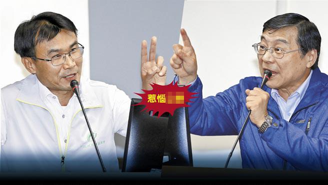 """为躲避监视造假告假事由 台""""农委会""""主委被批"""