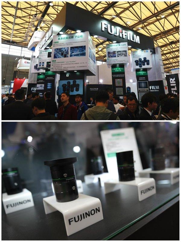 富士胶片工业相机用镜头参展2019年慕尼黑上海光博会