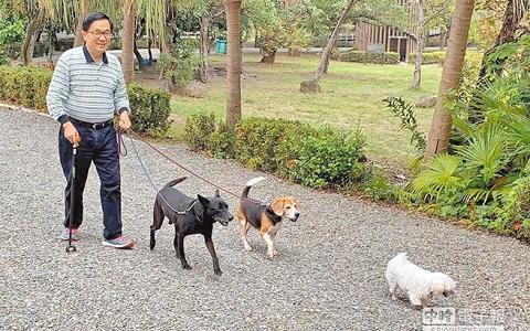 前台北县长批绿营创两个奇迹 吁把陈水扁关回去