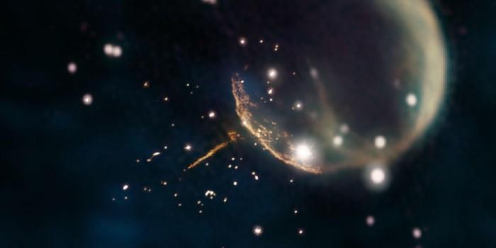 "NASA望远镜探测到一种高速行进的宇宙""炮弹"""