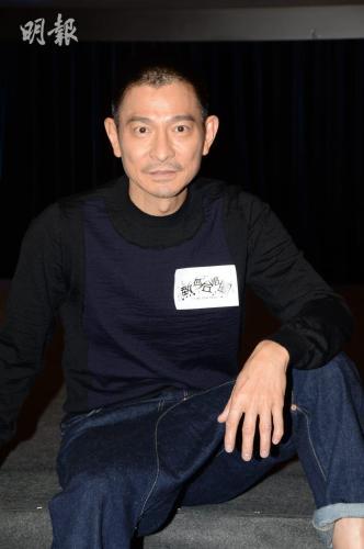 港媒:刘德华饰演指挥家激动哽咽 称跟年轻人拍戏寻回青春