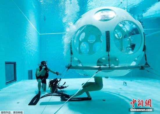 欧洲首座水下餐厅于挪威开张 逾7000人慕名预约