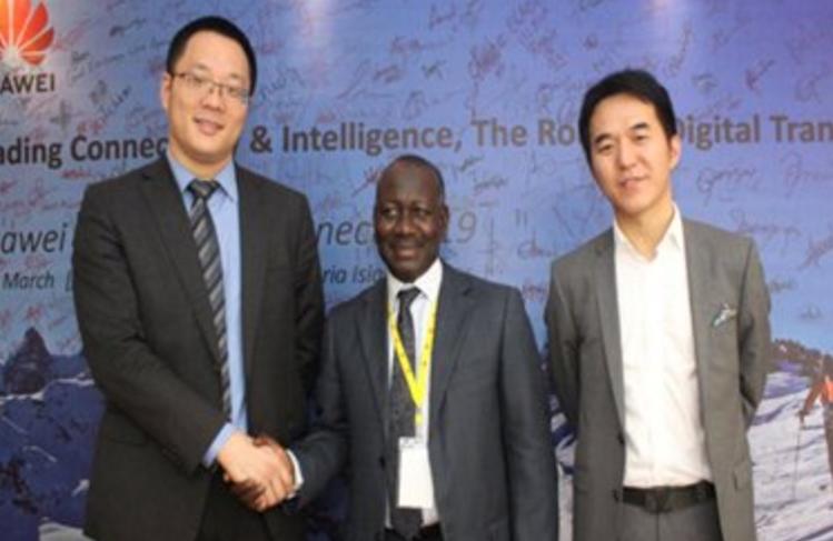 华为将加大在尼日利亚投资 推动当地ICT市场发展