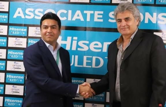 海信再扩体育版图 赞助巴基斯坦板球系列赛事
