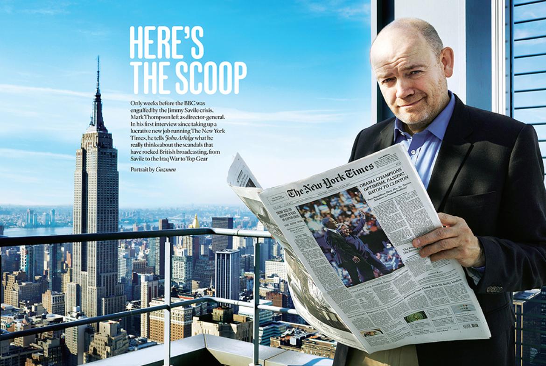 纽时CEO打脸苹果新闻服务:看衰这种大杂烩新闻