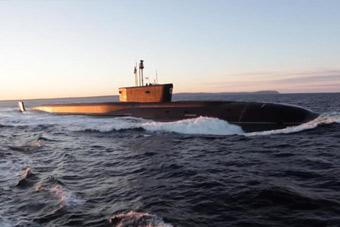 俄罗斯公开两款最先进潜艇进展 画风太硬核了