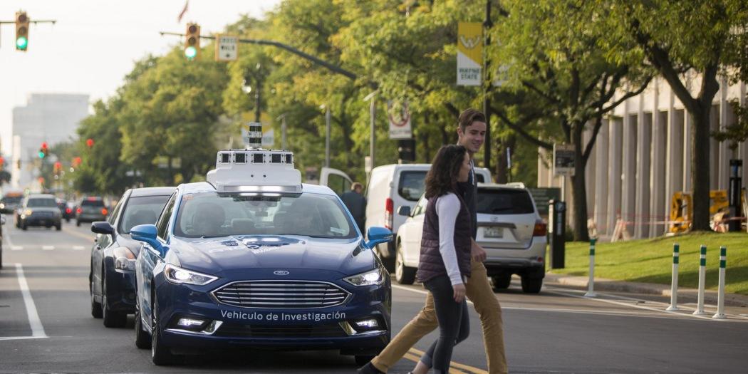 福特计划投资9亿美元 生产电动与无人驾驶汽车