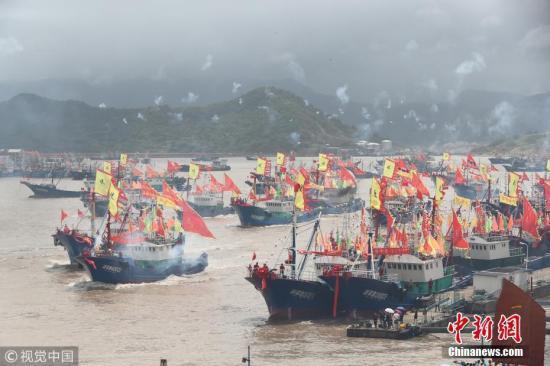 农业农村部:加强远洋渔业安全管理 严禁越线捕捞