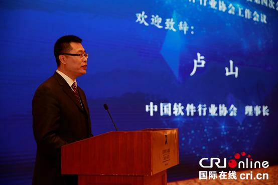 中国软件行业协会第七届理事会第四次会议召开