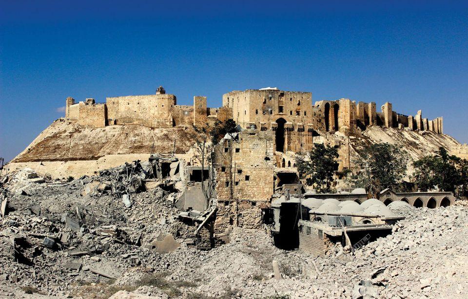 """德国""""叙利亚遗产档案项目"""":打造文化遗产修复资料库"""