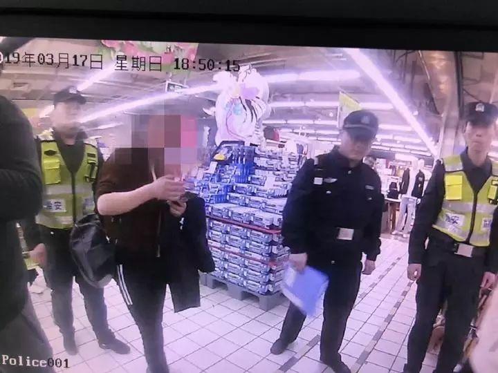 杭州大姐有房有车有工作,因心情不好在超市盗窃物品