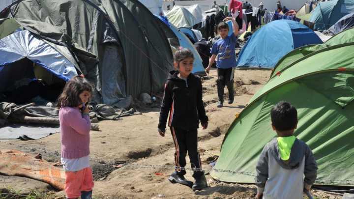 俄叙共邀美国开会 讨论如何解散鲁克班干难民营