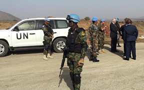 联合国:戈兰高地的地位没有改变