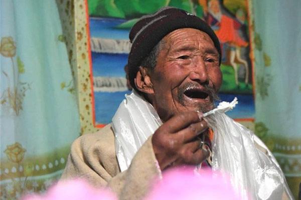 翻身农奴巴珠的99岁生日