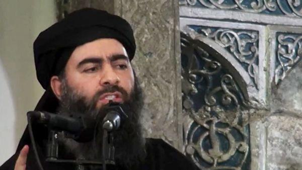 俄媒:IS最高头目曾多次改头换面欲逃离叙利亚