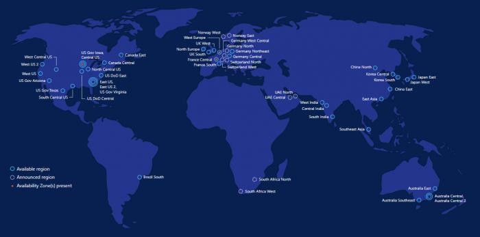 微软计划在瑞典建立两个新的数据中心