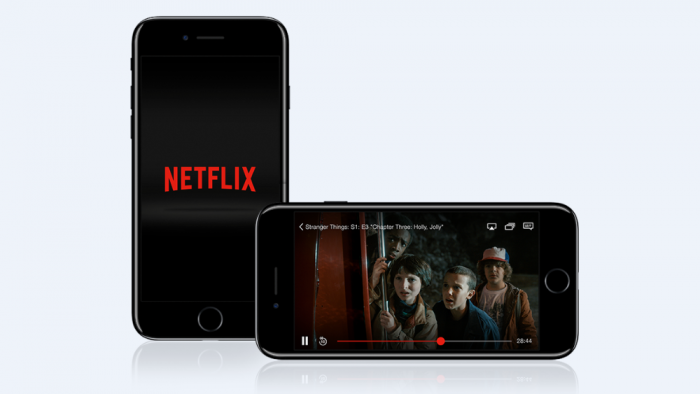 Netflix在印度试行仅限移动端的订阅计划