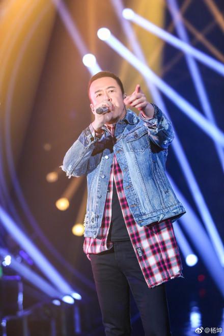 《歌手》杨坤片段被剪 歌曲原创曾感慨维权不易