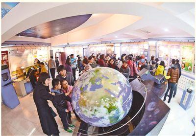 世界气象日 礼赞70年:气象部门举行开放活动