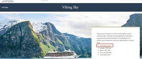 大型邮轮在挪威海域遇险
