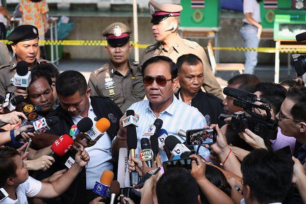 泰国今日举行八年来首次大选 投票率预计超九成