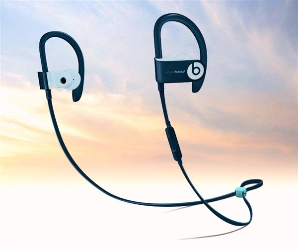 Beats PowerBeats无线耳机将紧随AirPods上市