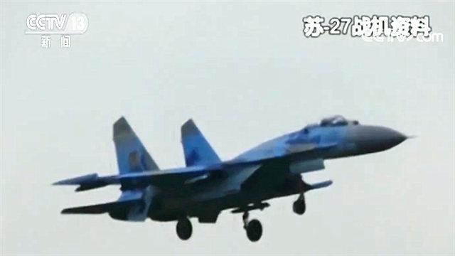 美故意挑衅?俄派出苏-27战机对美军轰炸机进行伴飞
