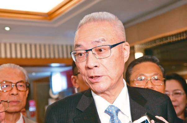 吴敦义称征召韩国瑜党内渐有共识 反应不一