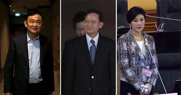 """【泰国选局】""""没输过的""""西那瓦家族:财富、人脉和民心"""