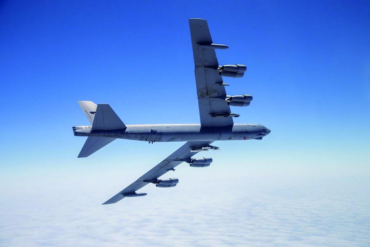 美军B-52轰炸机7次逼近俄 俄也接连祭出撒手锏