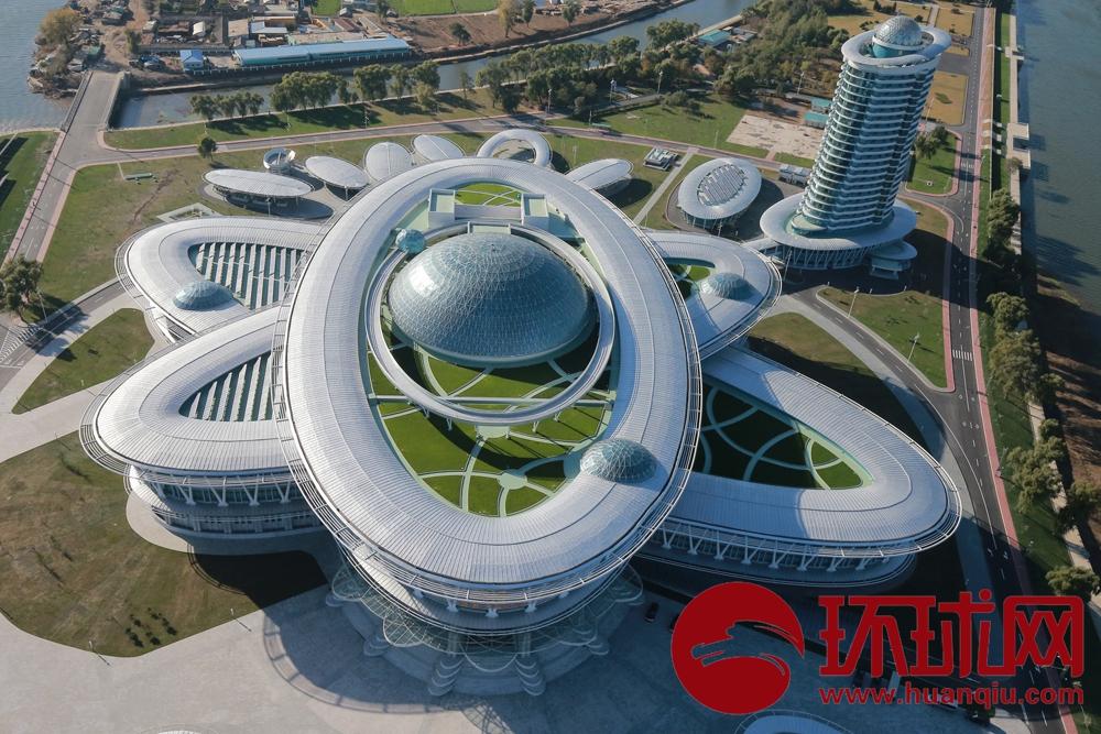 【精彩图片展】朝鲜著名建筑和设施