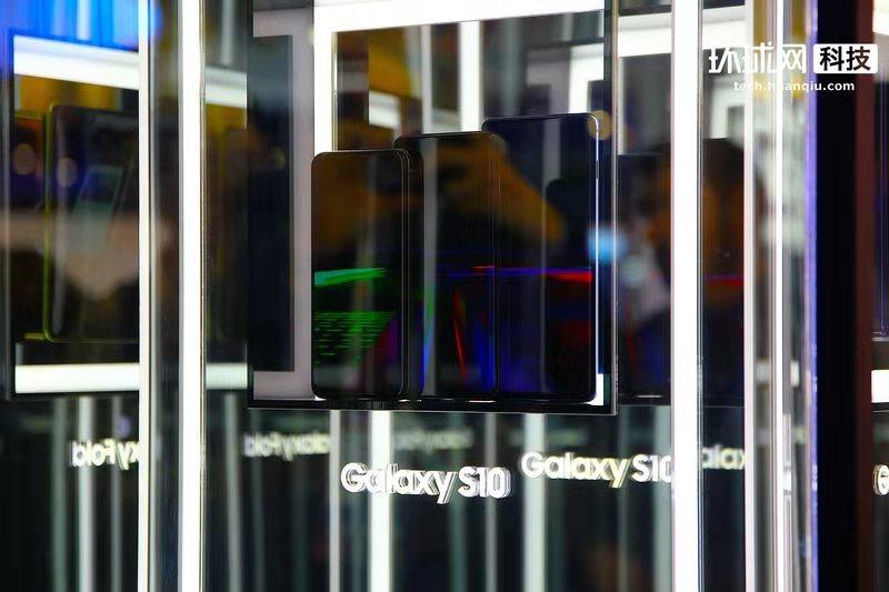 三星S10系列热销, 助力三星在中国市场份额增长三倍