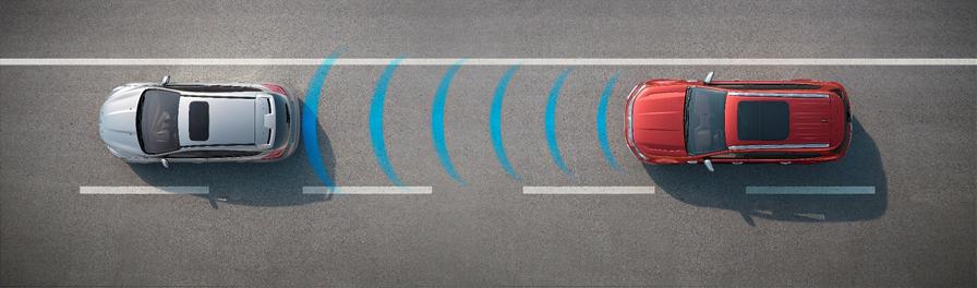 浅析福特AEB体系:智能感到制动掩护驾乘宁静