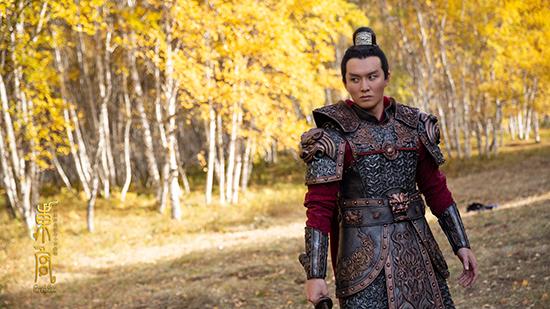 《东宫》铁面裴将军最懂爱 网友喊话王冠