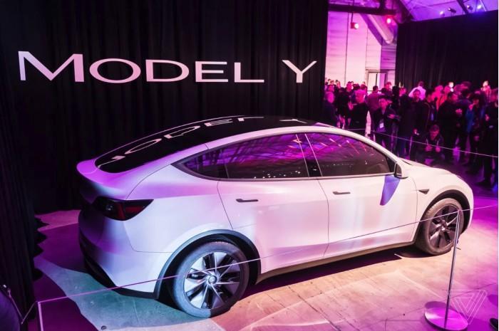 特斯拉上调Model Y售价 在预订三款上调1000美元