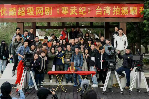 导演杨奎坚守《寒武纪》片场:每场戏都是一场战役