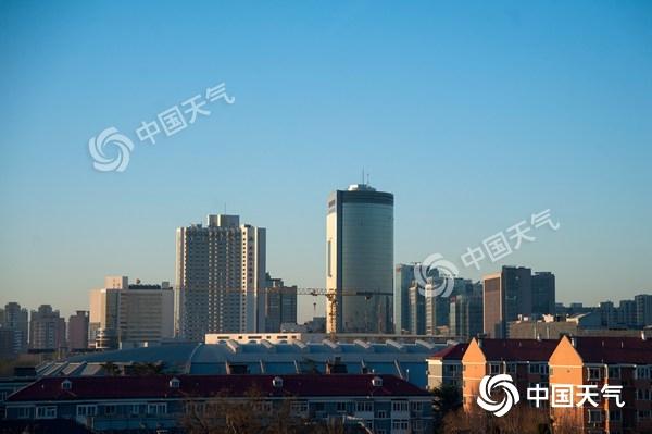 本周北京气温多起伏 周四降温明显最高仅14℃