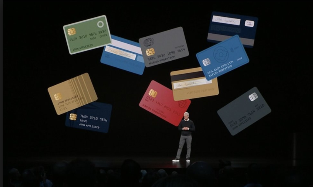 """苹果信用卡 """"好看不好吃"""" 优惠比不上其他信用卡"""