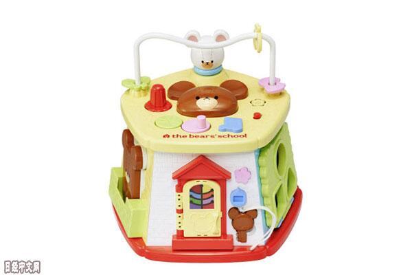 日本万代将推新品牌 进军中国婴幼儿玩具市场