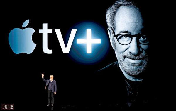 苹果将推出原创视频订阅服务Apple TV+