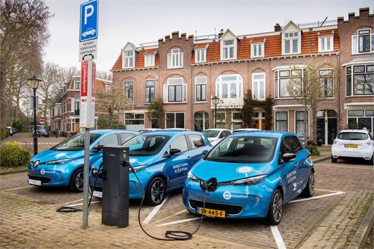 雷诺将在欧洲启动车到电网充电试点计划
