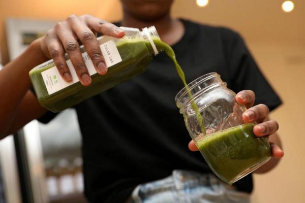 """蔬菜汁并非排毒""""神器""""? 法国营养专家这么说"""