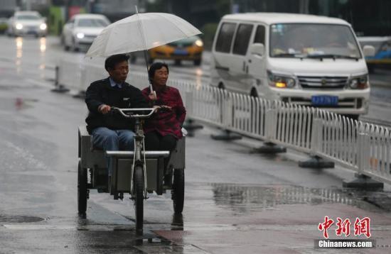 青藏高原将有明显降雪 江淮江汉江南北部将有强降水