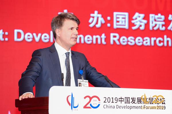 科鲁格:科技与生活完美结合 这是我喜欢来中国的原因之一